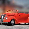 1937 Ford Cabriolet 'old School Vibe II by Dave Koontz