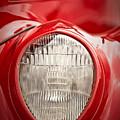 1937 Ford Headlight Detail by  Onyonet  Photo Studios