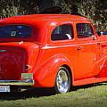 1937 Ford Tudor by AJ Schibig