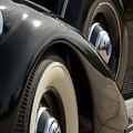 1937 Lincoln K Brunn Abstract by Jill Reger