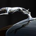 1937 Lincoln K  Brunn Hood Ornament by Jill Reger
