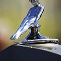 1937 Packard Limousine Hood Ornament by Jill Reger