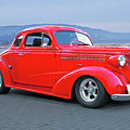 1938 Chevrolet 'all Business. Coupe by Dave Koontz