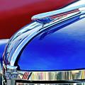 1938 Chevrolet Hood Ornament 2 by Jill Reger