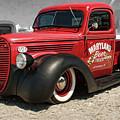 1938 Ford Pickup Rat Rod by Daniel Adams