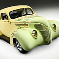 1938 Hot Rod Ford Coupe by Oleksiy Maksymenko
