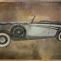 1938 Maybach Convertible by Ramona Murdock