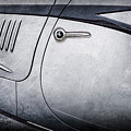 1938 Talbot-lago 150c Ss Figoni And Falaschi Cabriolet Side Door Handle -1511ac by Jill Reger