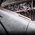 1938 Talbot-lago 150c Ss Figoni And Falaschi Cabriolet Steering Wheel -1561ac by Jill Reger