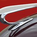 1938 Willys Aftermarket Hood Ornament by Jill Reger