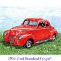 1939 Ford Standard Coupe by Jack Pumphrey