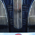 1939 Pontiac 6 Opera Coupe Grille Emblem by Jill Reger