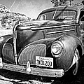1939 Studebaker Coupe Truck by Glenn McCarthy Art and Photography