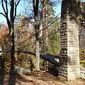 1939 Swinging Bridge by Joel Deutsch