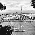 1939 Treasure Island View by Underwood Archives