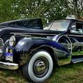 1940 Buick Limo by Tony Baca