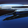 1940 Cadillac La Salle Hood Ornament by Jill Reger