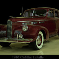 1940 Cadillac Lasalle by Chris Flees