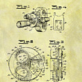 1940 Film Camera Patent by Dan Sproul