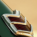 1940 Ford Deluxe Coupe Duo Lamp Tail Light by Jani Freimann