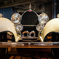 1941 Bugatti Type 41 Royale At The Henry Ford Museum by Edward Nowak