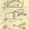 1941 Bulldozer Patent by Dan Sproul