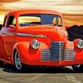 1941 Chevrolet Coupe 'reno Sunrise' by Dave Koontz