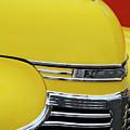 1941 Chevrolet Sedan Hood Ornament 2 by Jill Reger