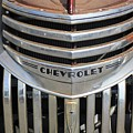 1941 Chevy - Chevrolet Pickup Grille by WHBPhotography Wallace Breedlove