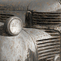 1941 Dodge Truck Grill Sketchy by David King