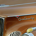 1941 Packard Hood Ornament 2  by Jill Reger