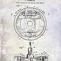 1941 Porsche Brake Mechanism Patent by Jon Neidert
