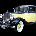 1941 Rolls-royce Phantom I I I  by Jack Pumphrey