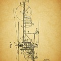 1943 Helicopter Patent by Dan Sproul