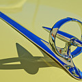 1946 Buick Convertible Hood Ornament 2 by Jill Reger