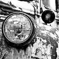 1946 Chevy Work Truck - Headlight Detail by Jon Woodhams