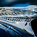 1946 Desoto Hood Ornament by Jill Reger