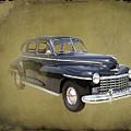 1946 Dodge D24c Sedan by David Dehner