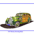 1947 Bentley Shooting Brake by Jack Pumphrey