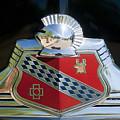 1947 Buick Emblem 2 by Jill Reger