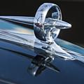 1947 Buick Roadmaster Hood Ornament 2 by Jill Reger