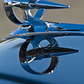 1947 Buick Roadmaster Hood Ornament by Jill Reger