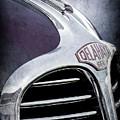 1947 Delahaye Emblem -1477ac by Jill Reger