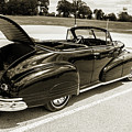 1947 Pontiac Convertible Photograph 5544.64 by M K  Miller