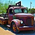 1947 Reo Speed Wagon Truck by Richard Jenkins