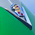 1948 Cadillac Emblem by Jill Reger