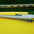 1948 Chevrolet Fleetmaster Hood Ornamnet by Jill Reger