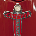 1948 Crosley Convertible Emblem by Jill Reger
