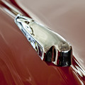 1948 Crosley Convertible Hood Ornament by Jill Reger