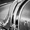 1948 Pontiac Chief Hood Ornament 4 by Jill Reger